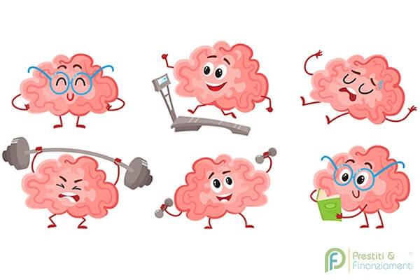 mantenere il cervello giovane
