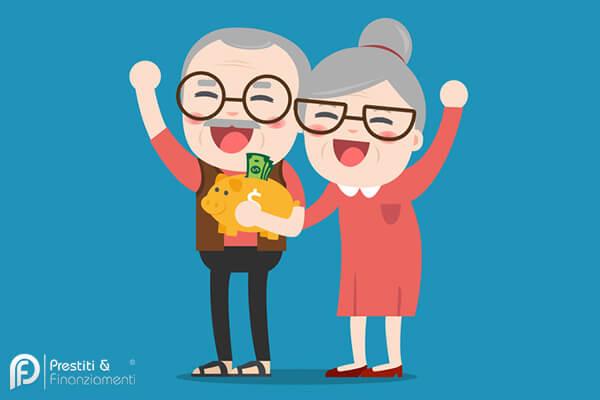 Aumento delle pensioni 2018