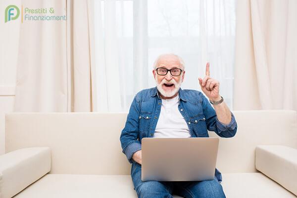 Come richiedere il cedolino di pensione all'INPS