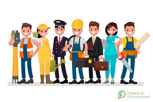 Prestiti a dipendenti privati