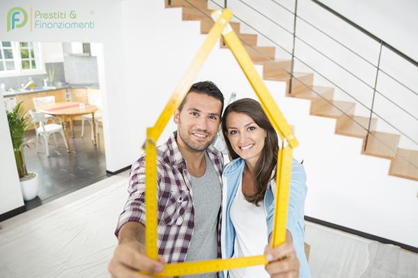 Prestito o mutuo per ristrutturare casa