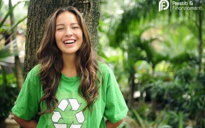 Ambiente: 7 modi per uno stile di vita più sostenibile