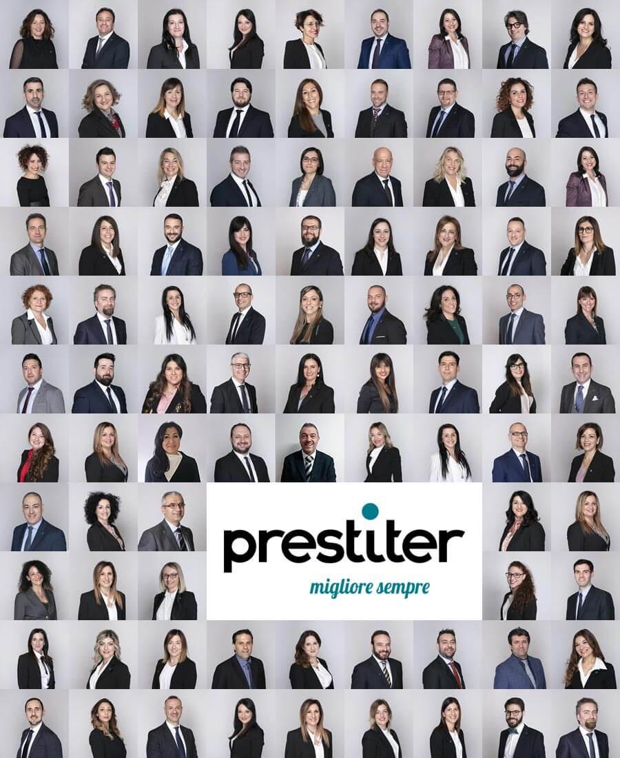 La famiglia Prestiter è con te!