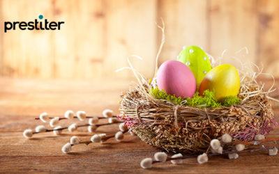 #DistantiMaUniti: Buona Pasqua da Prestiter!