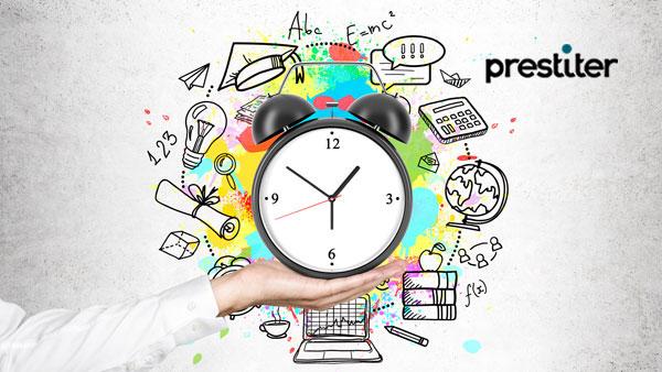 Gestione del tempo organizzarsi in 5 mosse