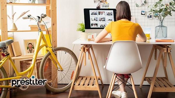 Smart working efficace consigli per lavorare da casa