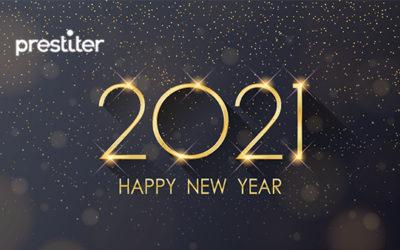 Salutiamo il 2020 con l'augurio di un 2021 simbolo di rinascita