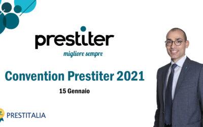 Convention Prestiter 2021: resoconto di un anno straordinario