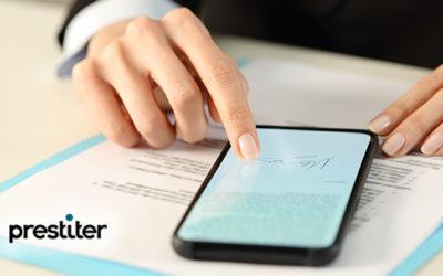 Prestiti e Firma digitale, cosa cambia