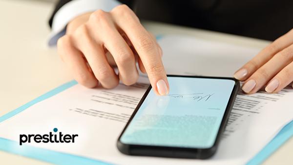 firma digitale prestiti